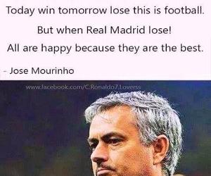 jose mourinho and real madrid image