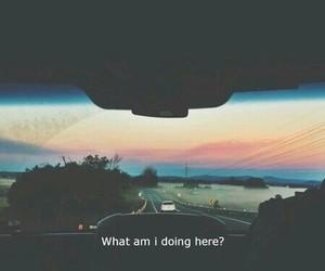 car, sky, and grunge image