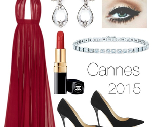 chanel, Givenchy, and Polyvore image