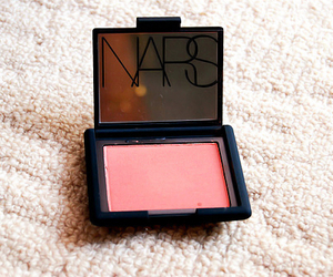 nars, makeup, and pink image