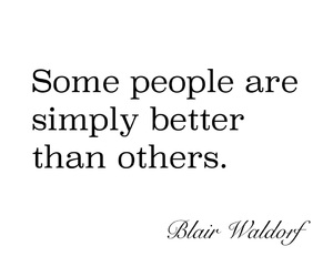 blair waldorf, people, and quotes image