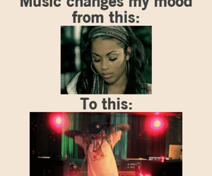 music, funny, and mood image