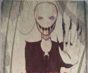 slenderman and creepypasta image