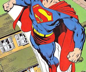 superman and dc comics image