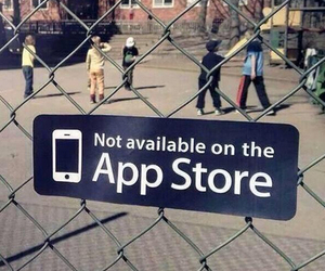 app store, life, and childhood image