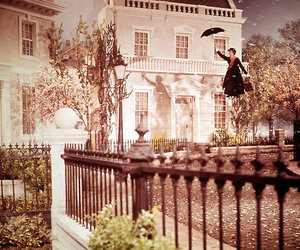 Mary Poppins, disney, and movie image
