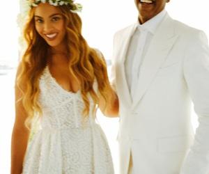 dress, jay z, and wedding image