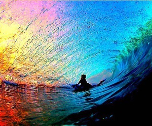 surf, waves, and water image