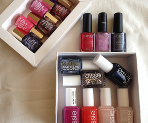 beautiful, cosmetics, and essie image