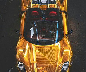 car, luxury, and love image
