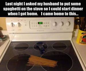 funny, lol, and husband image