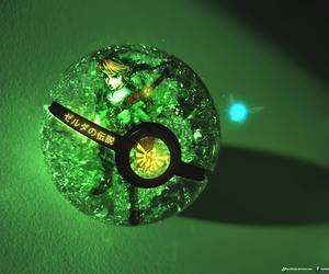 pokemon, link, and pokeball image