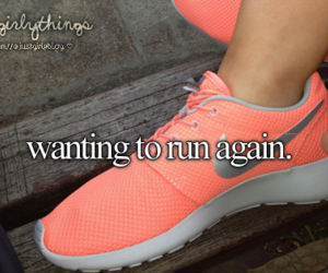 motivation, running, and justgirlythings image