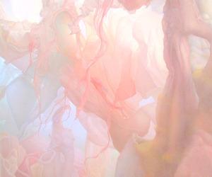 pink, pastel, and art image
