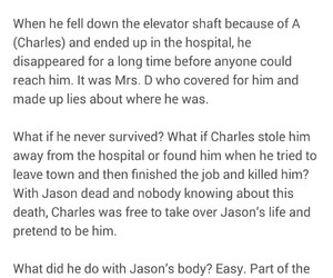 jason, Liars, and little image