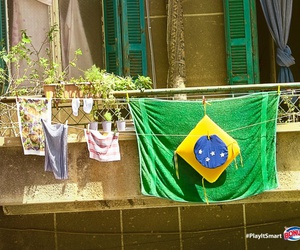 brazil and flag image