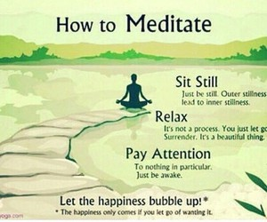 meditation, meditate, and relax image