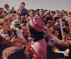 60's, photography, and Jacqueline Kennedy image