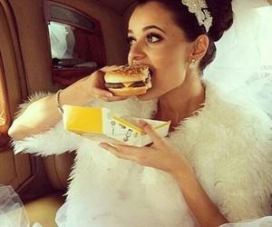 wedding, food, and eat image