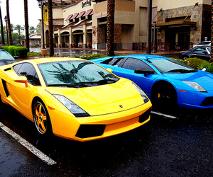 blue, luxury, and cars image