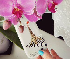 accessories, case, and eiffel tower image