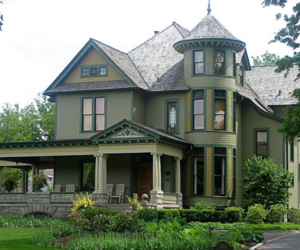 architecture, home, and house image