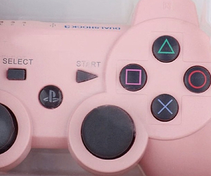 pink, game, and pale image