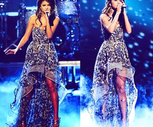 dress, girl, and selena gomez image