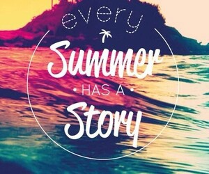 summer and story image