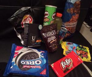 food, oreo, and candy image