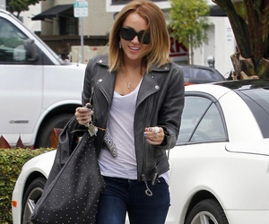 miley cyrus, fashion, and style image
