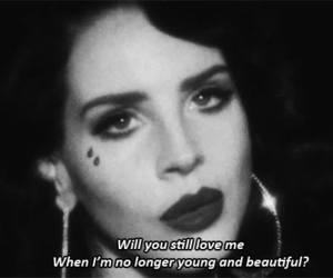 music, lana del rey, and quotes image