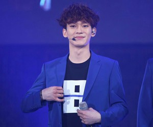 Chen, exo, and kim jongdae image