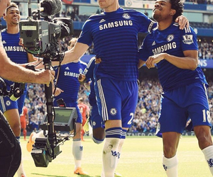 Chelsea FC, football, and premier league image