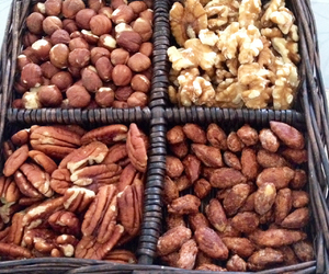 almond, fit, and fitness image
