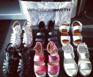 shoes, style, and windsor smith image