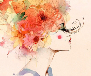 art, drawing, and conrad roset image