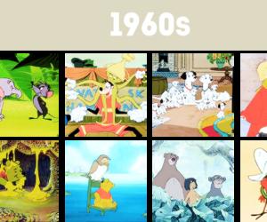 disney and childhood image