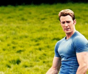 beautiful, age of ultron, and chris evans image