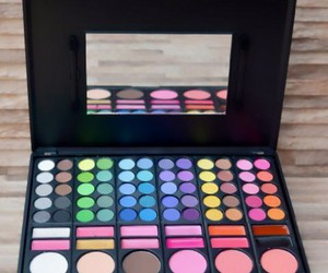 beauty, colors, and mac image