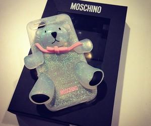 cute, Moschino, and bear image