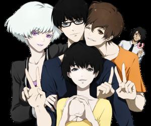 anime, zankyou no terror, and nine image