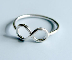 ring, infinity, and infinite image
