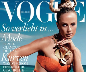 fashion, model, and vogue image