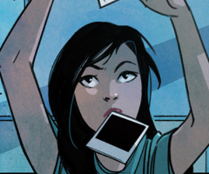 silk, marvel comics, and cindy moon image