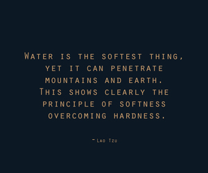 lao tzu, quote, and water image