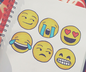 emoji, emojis, and drawing image