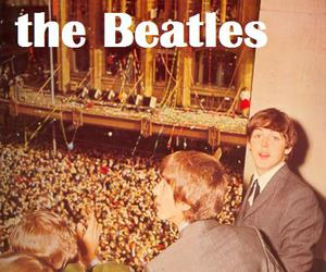 beatles, text, and typography image