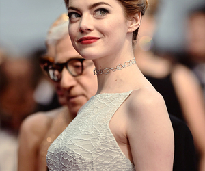 emma stone and cannes image
