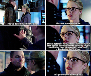 arrow, felicity smoak, and Felicity image